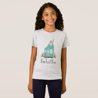 Simple Home Sweet Home | Jersey Shirt