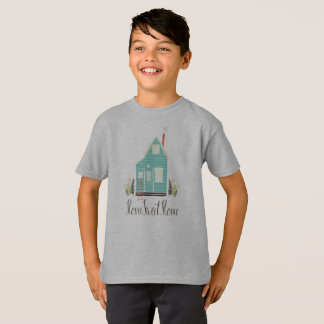 Simple Home Sweet Home Tagless Shirt