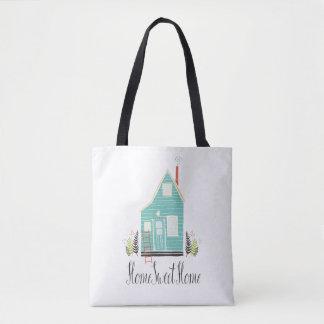 Simple Home Sweet Home Tote Bag