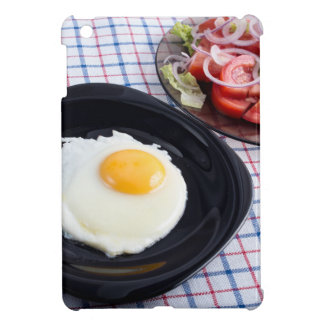 Simple homemade breakfast  from natural products iPad mini cases