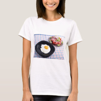 Simple homemade breakfast  from natural products T-Shirt