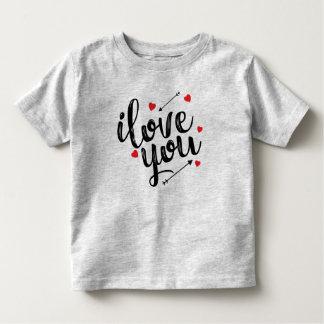Simple I Love You Valentine   Shirt