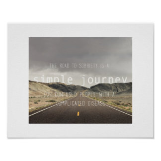 Simple Journey Recovery Poster