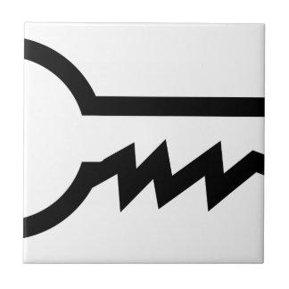Simple Key Tile