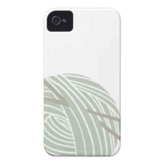 SImple Knitting Ball of Yarn iPhone 4 Case-Mate Case