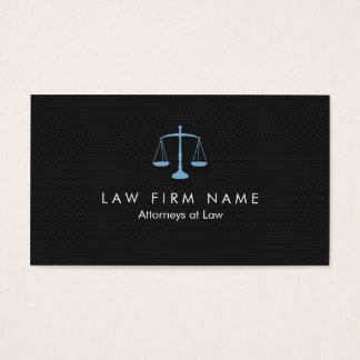 Simple Lawyer Business cards