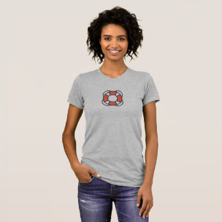 Simple Lifesaver Icon Shirt