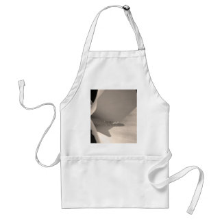 Simple Lily Bloom Standard Apron