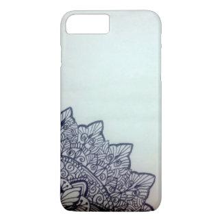 Simple mandala iPhone 7 plus case