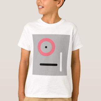 Simple Modern Face T-Shirt