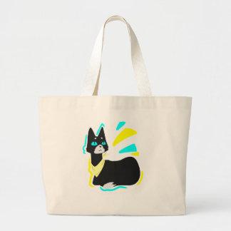 Simple Morgana Jumbo Tote Bag