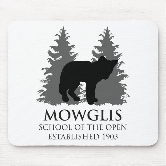 Simple Mowglis Mousepad