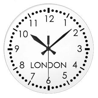 Simple Newsroom Clock