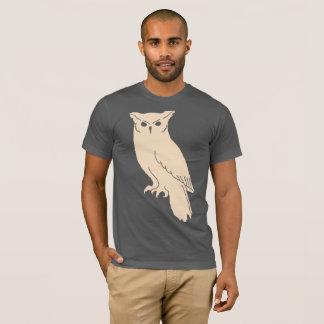 Simple Owl Lovers T-Shirt Light | AmazingEarth