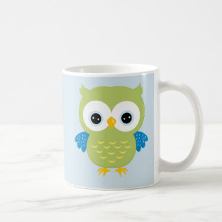 Simple Owl Mug