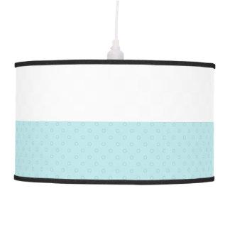 Simple pattern lamp shade
