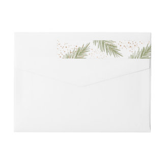 Simple Pines Return Address Label