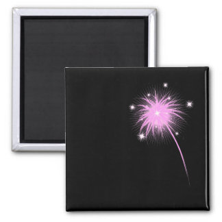 Simple Pink Firework - by request Magnet