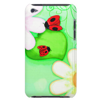 Simple Pleasures iPod Touch Case Mate Barely There