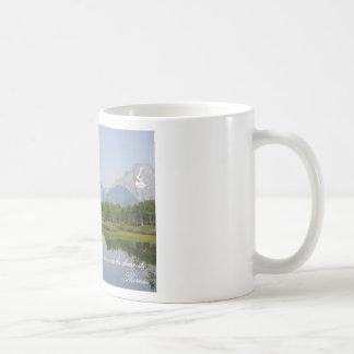 Simple Pleasures Mug- Grand Tetons Coffee Mug