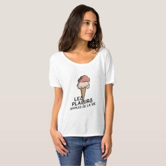 simple pleasures of life t-shirt