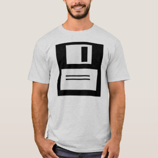 simple retro floppy disk T-Shirt