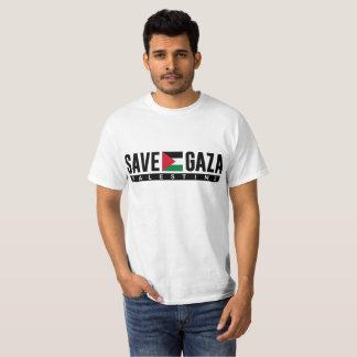 Simple Save Gaza Palestine T Shirt