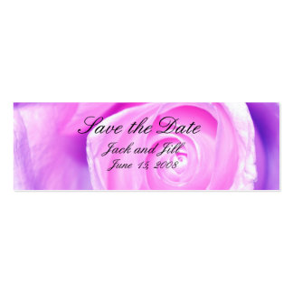 Simple, Save the Date, Business Card