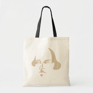 Simple Shakespeare Tote Bag