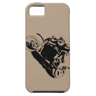 Simple Sidecarcross Design Case For The iPhone 5
