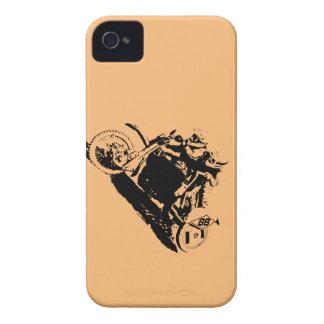 Simple Sidecarcross Design Case-Mate iPhone 4 Case