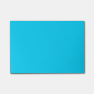 Simple Sky Blue Post-it Notes