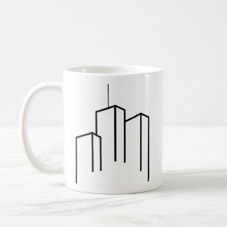 Simple Skyscrapers Coffee Mug