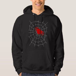 Simple Spider in a Web Shirt