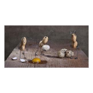 Simple Things - Easter Custom Photo Card