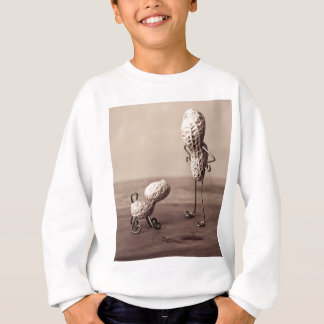 Simple Things - Man and Dog Sweatshirt