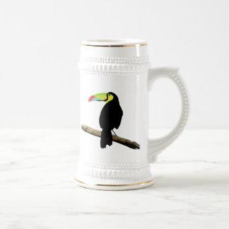 Simple Toucan Beer Stein