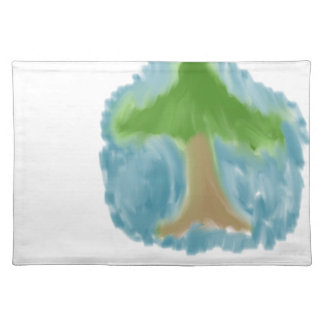 Simple Tree Placemat