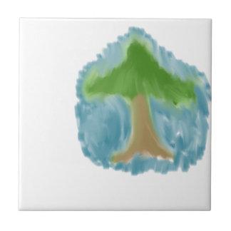 Simple Tree Tile