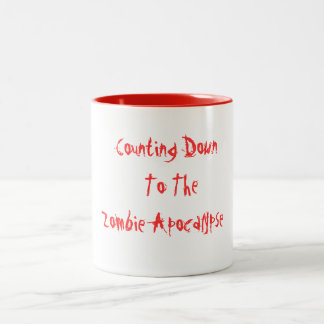 Simple Two-Tone Coffee Mug