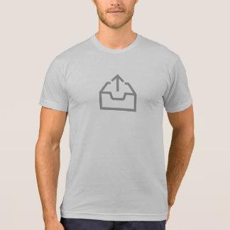 Simple Upload Icon Shirt