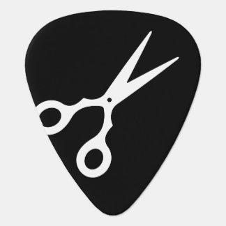 Simple Vector Scissors (Pick Your Own Color) Guitar Pick