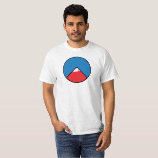 Simple Volcano Tshirt