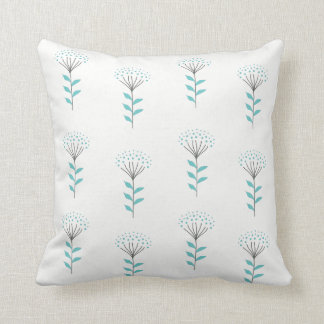 Simple wish flower pillow