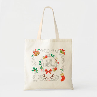 Simple yet Elegant Christmas Decoration | Tote Bag