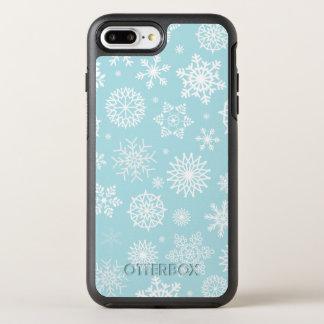 Simple yet Elegant Snowflakes | Phone Case