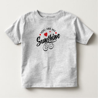 Simple You Are My Sunshine Quote Valentine   Shirt