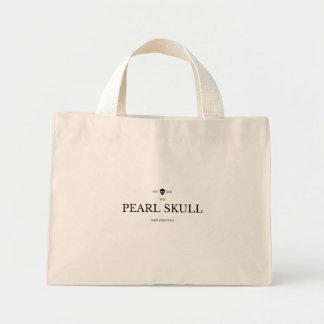 Simplessential Weekend Tote -- The PearL Skull
