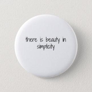 Simplicity 2 Inch Round Button