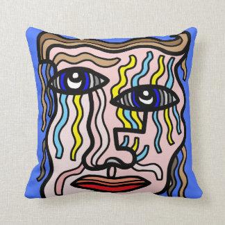 """""""Simplicity"""" BuddaKats Throw Pillow"""
